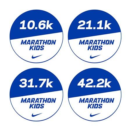 Marathon 1 Stickers Bundle