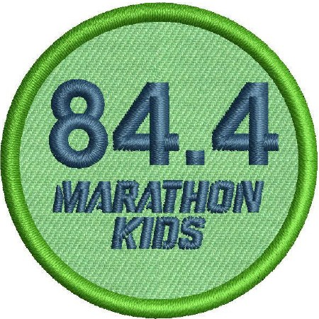 Marathon 2 Embroidered Patch (x10)