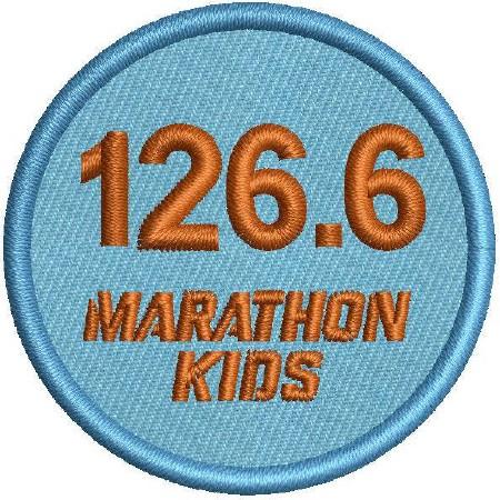 Marathon 3 Embroidered Patch