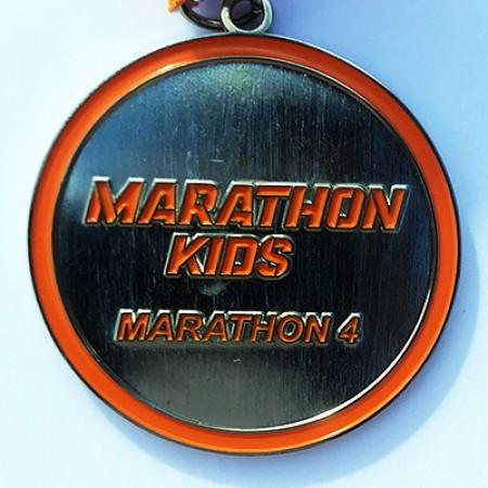 Marathon 4 Medal (individual)