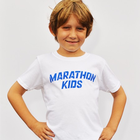 Marathon Kids T-Shirt