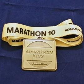Parks Marathon Ten Medal