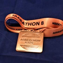 Parks - Marathon 8 Medal