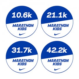 Marathon 1 Stickers Bundle