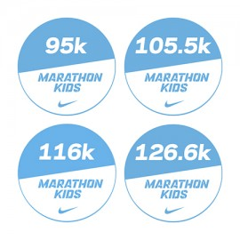 Marathon 3 Stickers Bundle