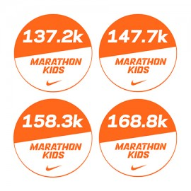 Marathon 4 Stickers Bundle