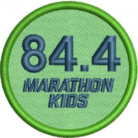 Marathon 2 Embroidered Patch