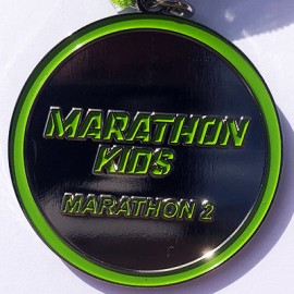 Marathon 2 Medal (individual)