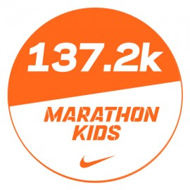 Marathon 4 Stickers x48 137.2km