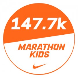 Marathon 4 Stickers x48 147.7km