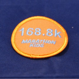 Embroidered Patch - Marathon 4