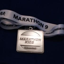Parks Marathon Nine Medal