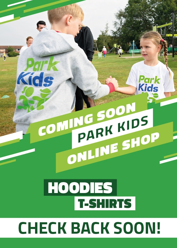 Park Kids - Online Shop - Coming Soon